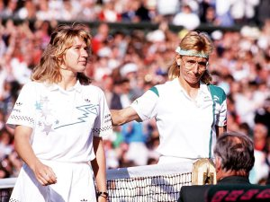 When a young Steffi Graf managed to dethrone the Queen of Wimbledon, Martina Navratilova, in 1988, she set out on a career that left virtually no accomplishments on the table... and ended just weeks after her 30th birthday.