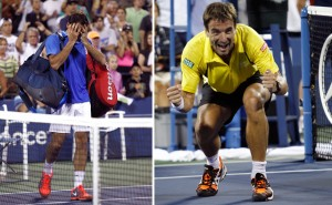 Remember the darkness covering Roger Federer's tennis career when he crashed out of the 2013 U.S. Open to Tommy Robredo in a sea of confusion, panic and timidity? From the black night of that devastating moment, Federer created a bright new sunrise in his career this year, especially at Wimbledon. He's climbed back to No. 3 in the world. He picked up over 1,000 rankings points at Wimbledon. He reached a ninth Wimbledon final and a 25th major final. What will Federer achieve in the future? It's a question worth asking. The much more important reality, though, is that Federer's future is one which still owns the possibility of more greatness. Not bad for a guy one month short of his 33rd birthday.