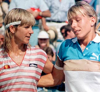 Martina Navratilova's first U.S. Open title in 1983 was not the toughest in terms of the level of match-play pressure she faced, but it was one of the more cathartic and emotionally powerful moments of her career. The match might not seem all that significant until you contemplate how the 1980s might have changed in the event of a Navratilova loss to Chris Evert.