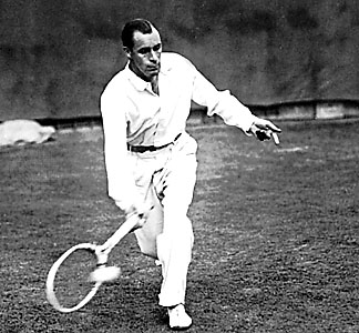 Before Ivan Lendl made eight straight U.S. Open finals from 1982 through 1989, Big Bill Tilden made eight straight from 1918 through 1925.