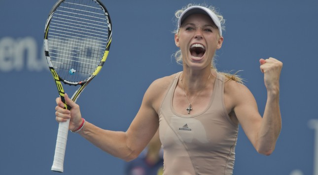 When you beat Maria Sharapova in three sets, you've done something significant and rare in women's tennis. When you do so at the U.S. Open and in nasty, punishing weather conditions, you've done something far more impressive. Wozniacki enjoyed a favorable draw in the quarterfinals and semifinals before running into Serena Williams in the final. However, Wozniacki's win over Sharapova was the trial the Danish star had to endure, the hurdle she had to clear on the way to her second major final.
