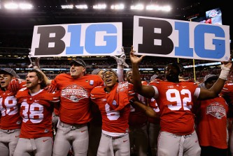 Big Ten Championship - Ohio State v Wisconsin