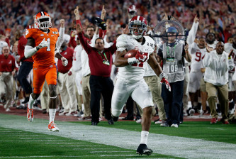 CFP National Championship - Alabama v Clemson