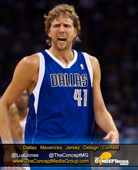 Mavericks jersey 3, crowdSPRING