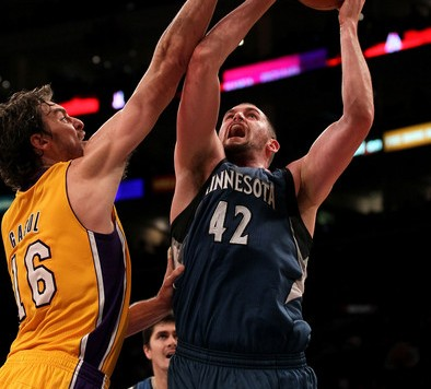 KevinLoveWolves_Lakers083013