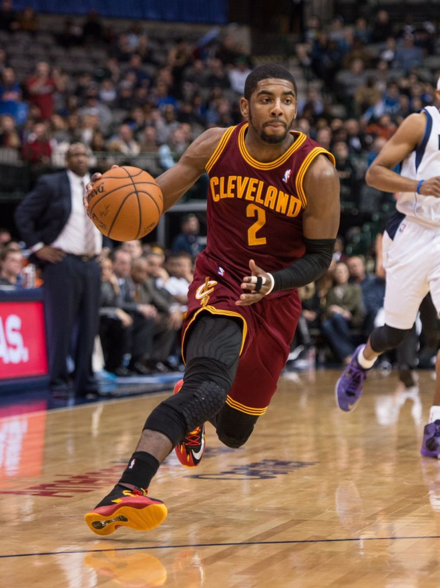 Kyrie Irving is just showing off now - Crossover Chronicles