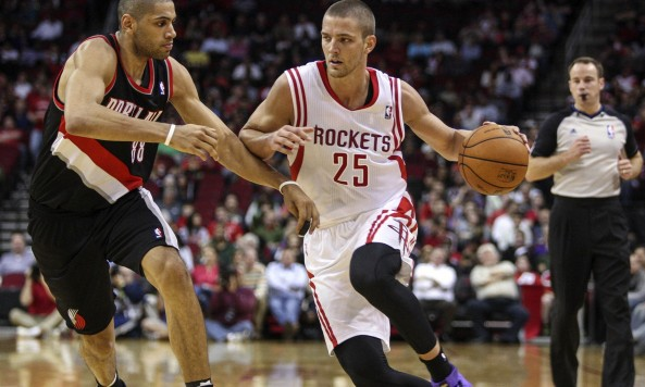 Chandler Parsons put on a little weight this summer. Is Rick Carlisle unhappy about this?