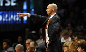 Jason Kidd is taking on a much different task in his second year as head coach. Photo by Noah K. Murray-USA TODAY Sports