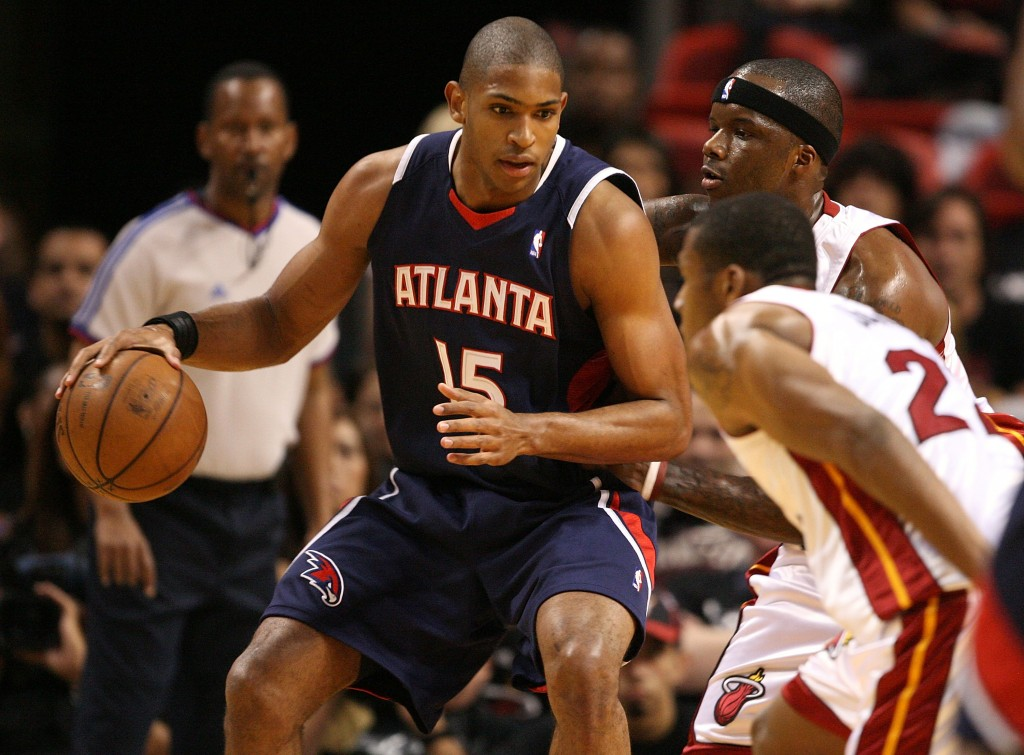 If Al Horford can remain healthy, the Atlanta Hawks could be a top-four team in the Eastern Conference. If the Hawks artfully add Horford to their three-point-heavy offense and manage to leverage at least one playoff series victory out of the maneuver, their noble loss to the Indiana Pacers this past spring can be viewed in a more favorable light. (If they can't... well, you fill in the blank.)