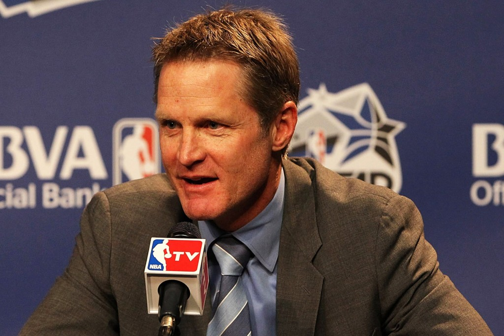 Does Steve Kerr have what it takes to keep Golden State in place as an annual Western Conference contender?