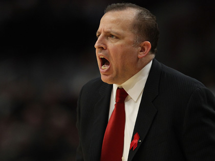 Can this man catch a break for once? Chicago basketball fans certainly hope so.