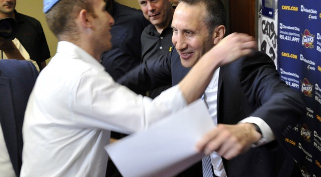 David Blatt's successful career in Europe gets tested as he comes to the NBA. Photo by David Richard-USA TODAY Sports