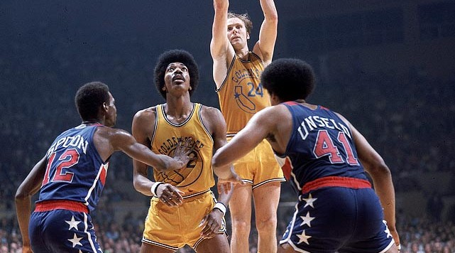 The 1975 NBA Finals - The Warriors Turn The NBA Upside ...