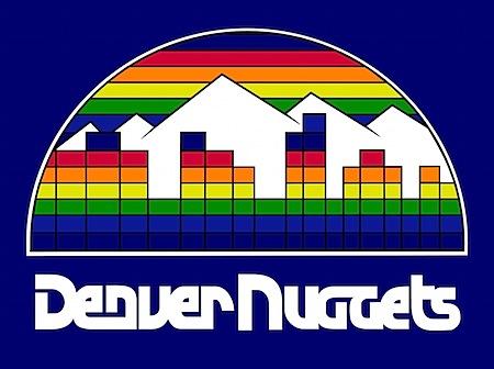 Michael Weinstein NBA Logo Redesigns: Denver Nuggets