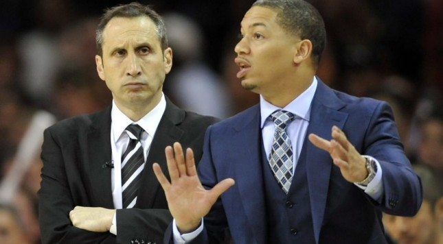 tyronn-lue-david-blatt-nba-new-york-knicks-cleveland-cavaliers-850x560