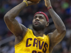 Cavaliers at Wizards 11/21/14