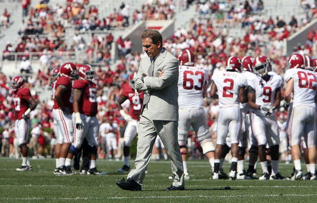 Nick Saban-aday