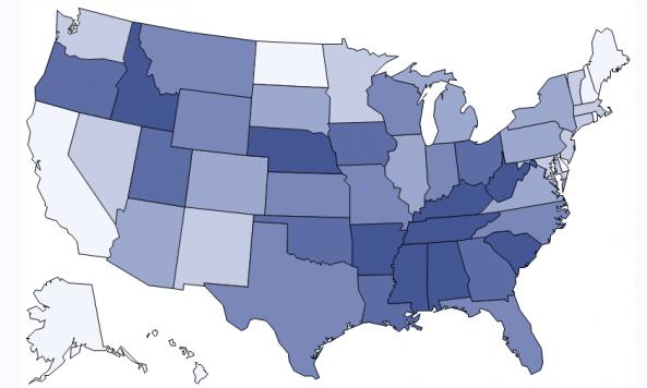 Emory Tweet Map