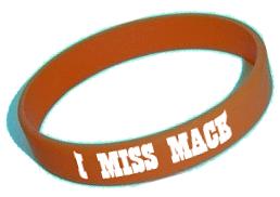 I-Miss-Mack-Wristband