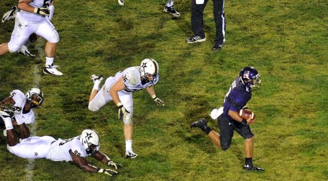 Northwestern vs. Vanderbilt