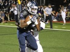 Monte Harrison, Nebraska wide receiver, Clas of 2014. Photo credit: 247 Sports
