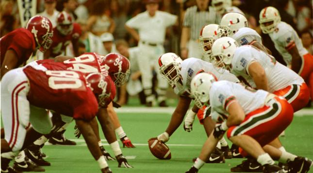 1993 Sugar Bowl