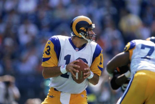 Rams' Kurt Warner Elected Into Pro Football Hall of Fame