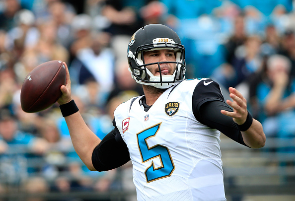 A Few Years Ago Almost Everyone Touted Blake Bortles Quot It