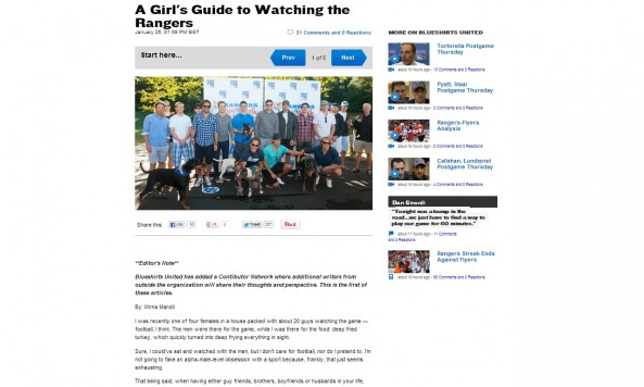 girls guide NYR