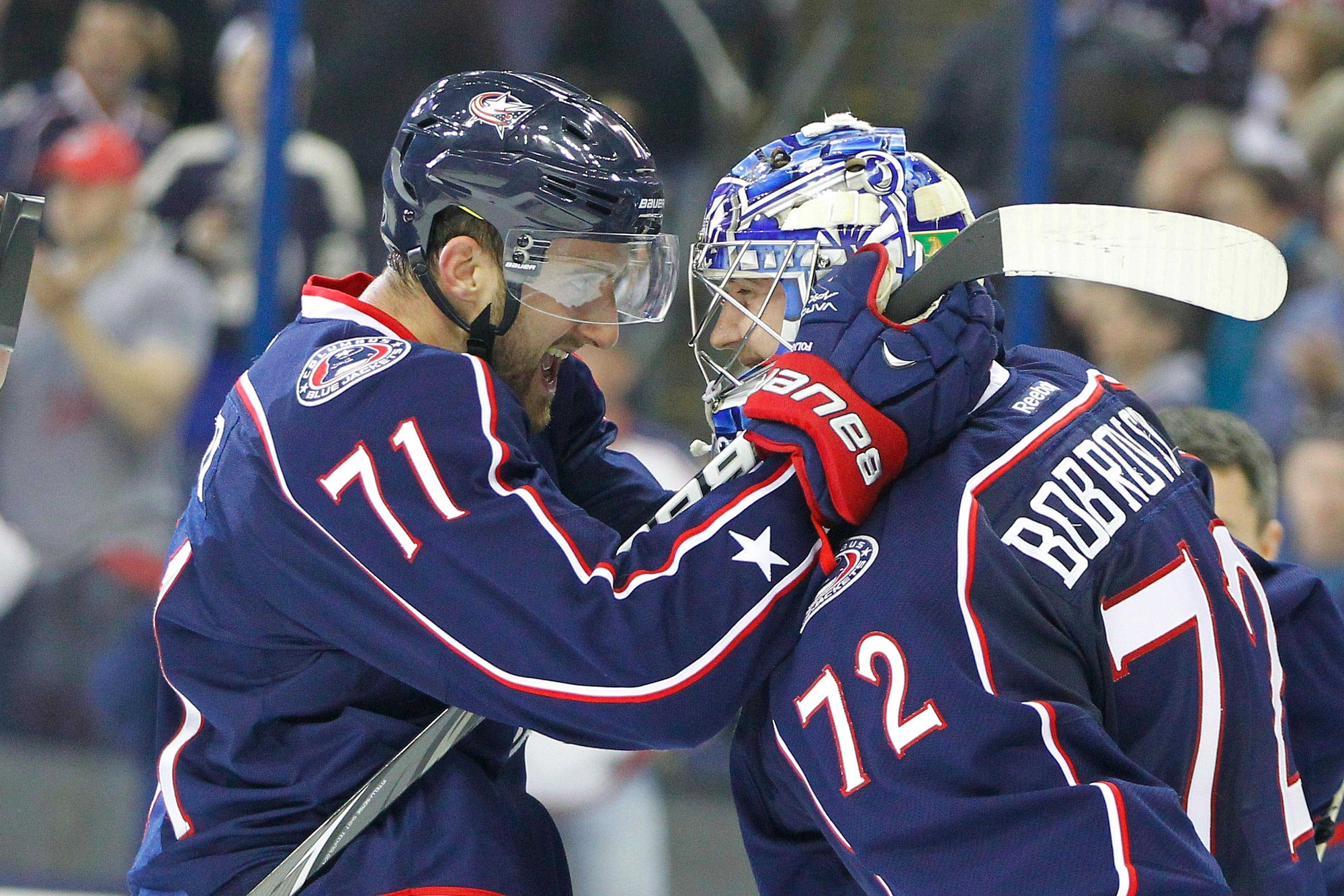 Blue Jackets prove success on the ice leads to success in the ...