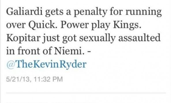 LAKingsDumbTweet