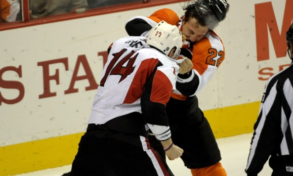 SchennGreeningFight