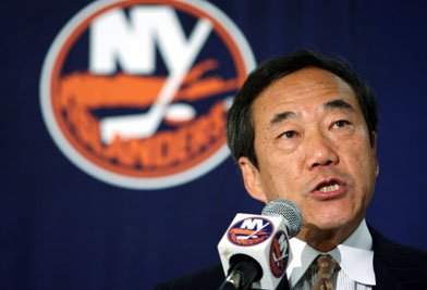 The man who kept the Islanders in New York has had enough.