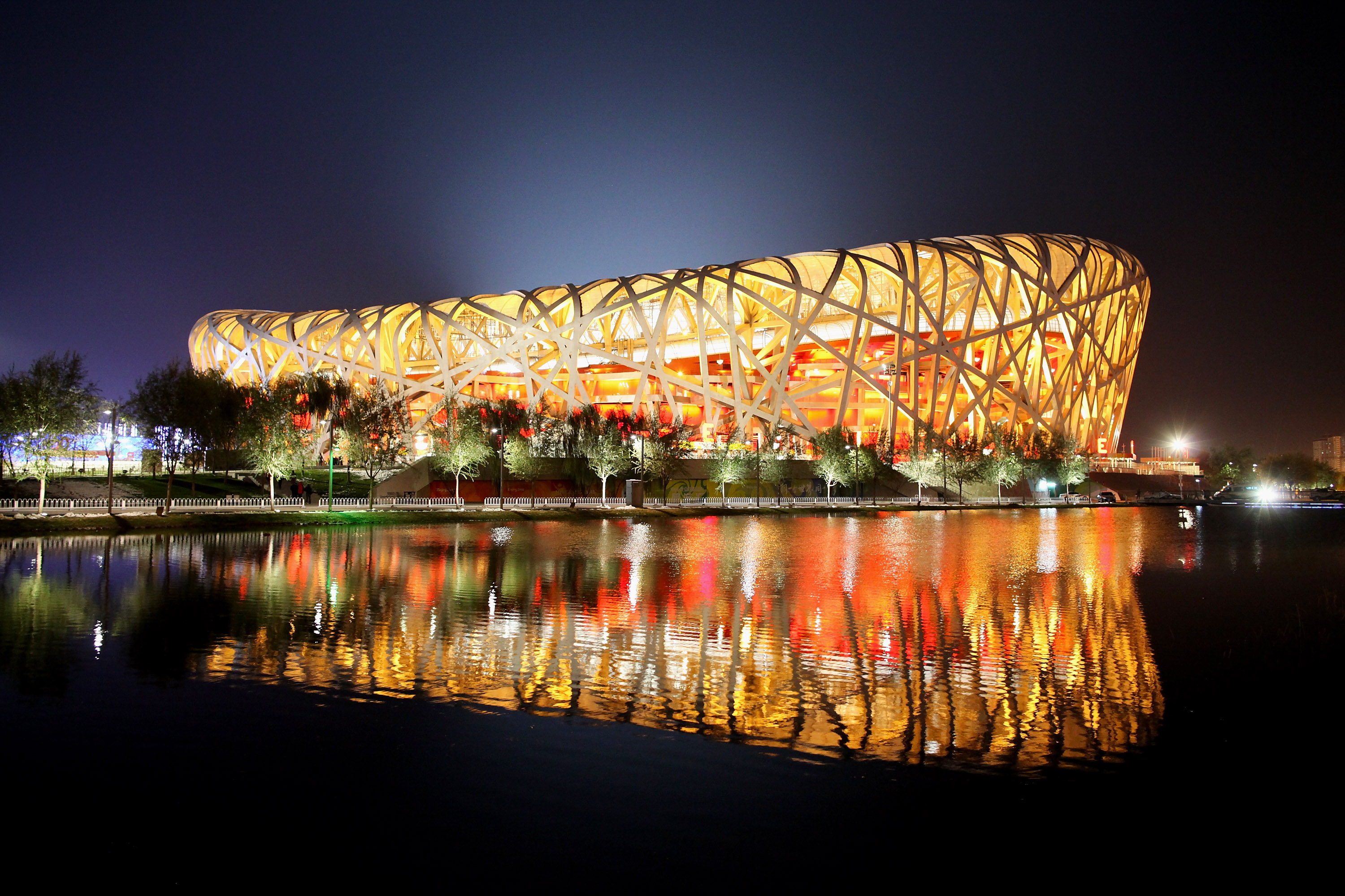 10 stadiums that should host an outdoor nhl game puck for The nest beijing