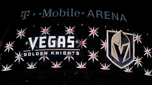 biggest golden knights logo