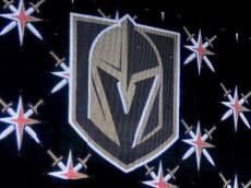 the Vegas Golden Knights is announced as the name for the Las Vegas NHL franchise at T-Mobile Arena on November 22, 2016 in Las Vegas, Nevada. The team will begin play in the 2017-18 season.