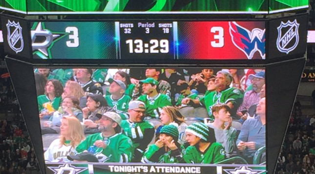 Dallas Stars Troll Donald Trump & Sean Spicer With An Embellished Attendance Figure