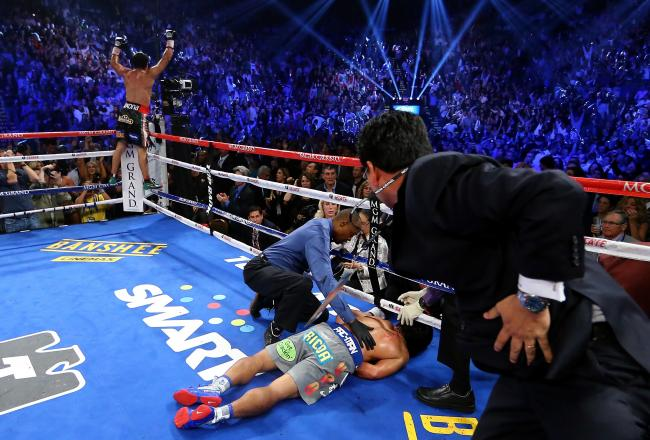 The year juan manuel marquez manny pacquiao iv queensberry rules