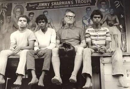 Jimmy Sharman