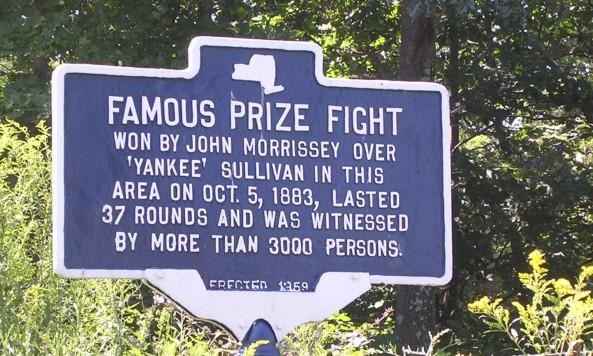 John Morrissey vs Yankee Sullivan