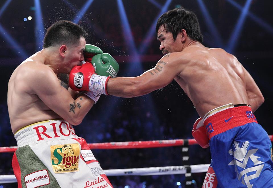 Manny Pacquiao Returns To A High Level Vs. Brandon Rios ...