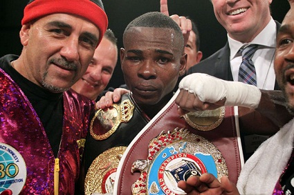 Guillermo Rigondeaux vs Joseph Agbeko (Chris Farina - Top Rank) 1