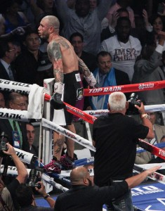 Boxing: Sergio Martinez vs Miguel Cotto