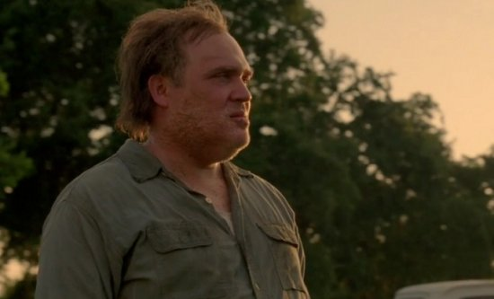 Glenn Fleshler in 'True Detective.' (HBO)