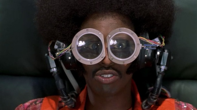 Raising a fist for the solid 'Undercover Brother' - The AP ...
