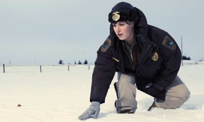 Allison Tolman in FX's 'Fargo.'