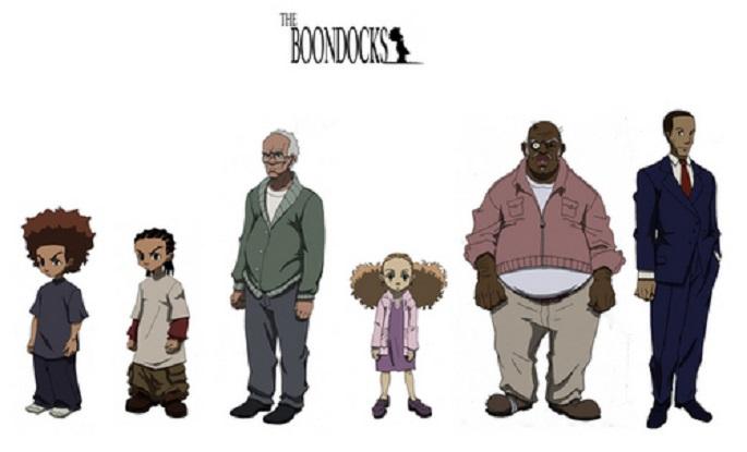 boondocks_cast