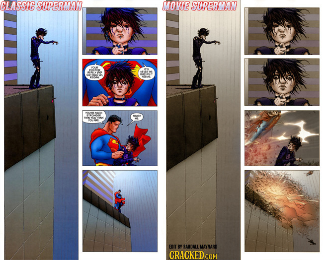 Zack Snyder Was Wrong About Jimmy Olsen In Batman V