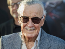 """Stan Lee attends the premiere of Marvel's """"Avengers: Age Of Ultron"""" at the Dolby Theatre on April 13, 2015 in Hollywood, California.  (ROBYN BECK/AFP/Getty Images)"""