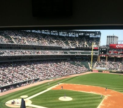 white sox press box